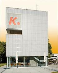 Gastronomie Service Glaser, Cafe im K,  Theken
