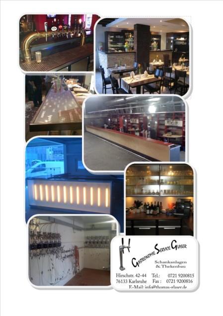 Gastronomie Service Glaser, Referenzen