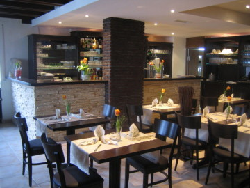 Gastronomie Service Glaser, Ratskeller Achern, Theke