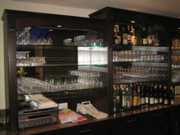 Gastronomie Service Glaser, Ratskeller Achern, Theken