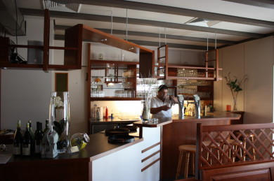 Gastronomie Service Glaser, Elsternest, Karlsruhe,  Theke