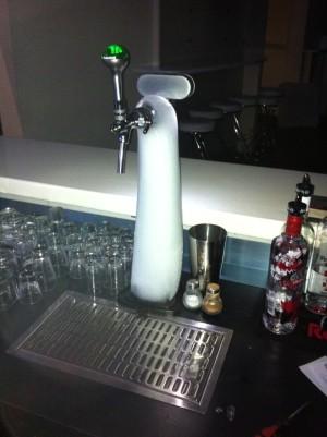 Gastronomie Service Glaser, Heineken Extra Cold, Schankanlagen