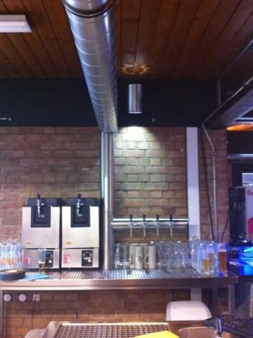 Gastronomie Service Glaser, KIT Heimspiel, Schanktechnik